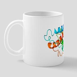 Prolactin hormone molecule Mug