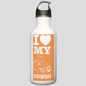 I LOVE MY BONGO (ORANG Stainless Water Bottle 1.0L
