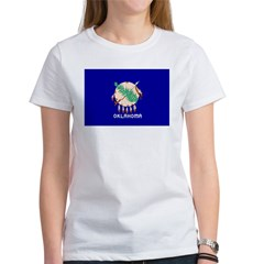 Oklahoma Flag Women's T-Shirt