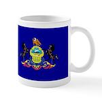 Pennsylvania Flag Mug