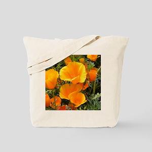 Poppies (Eschscholzia californica) Tote Bag