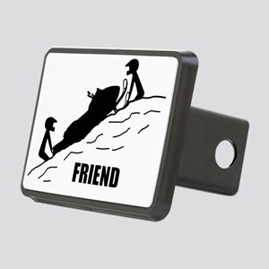 Friend / Best Friend Front Rectangular Hitch Cover