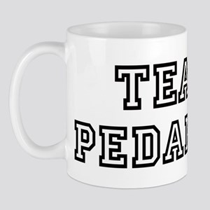 Team PEDANTIC Mug