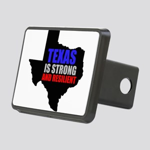 Texas Is Strong And Resilient Hitch Cover