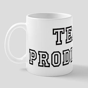 Team PRODIGIOUS Mug