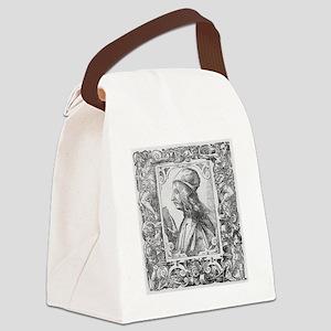Pico della Mirandola, Italian phi Canvas Lunch Bag