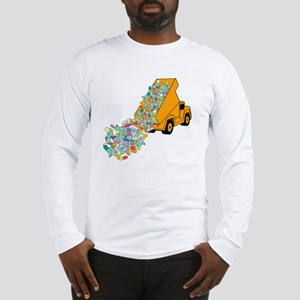 Pharmaceutical overload, conce Long Sleeve T-Shirt