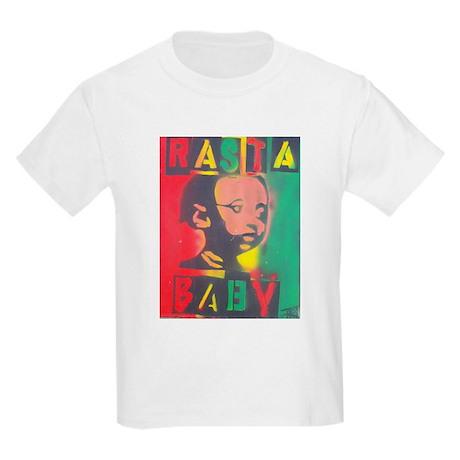 RASTA BABY...Kids T-Shirt