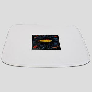 Paul Klee Goldfish Bathmat