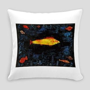 Paul Klee Goldfish Everyday Pillow