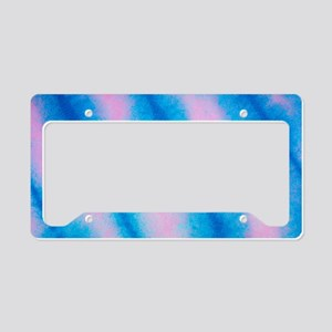 Penicillium roqueforti fungus License Plate Holder