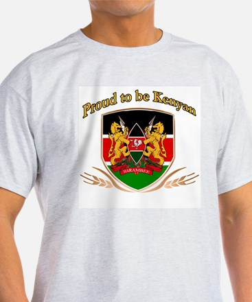 Proud to be Kenyan T-Shirt
