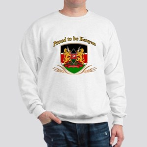 Proud to be Kenyan Sweatshirt