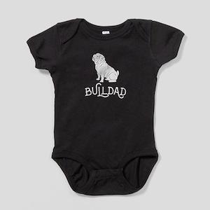 Bulldog Dad Body Suit