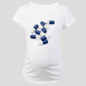 Paracetamol capsules Maternity T-Shirt