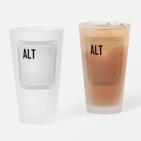 CTRL ALT DEL a1 Drinking Glass