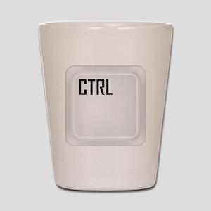CTRL ALT DEL c1 Shot Glass