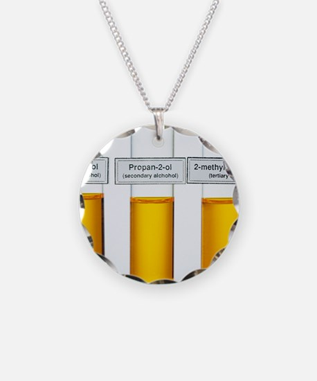 Oxidations of alcohols Necklace