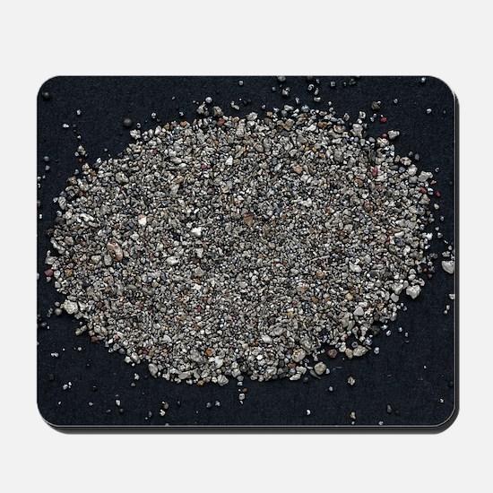 Osmiridium sand Mousepad