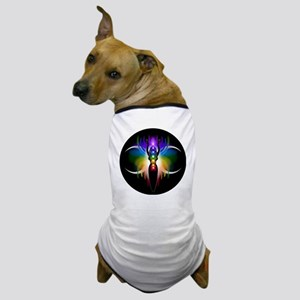 Chakra Goddess Dog T-Shirt