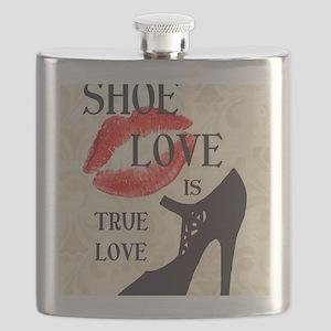 Shoe Love 2 Flask