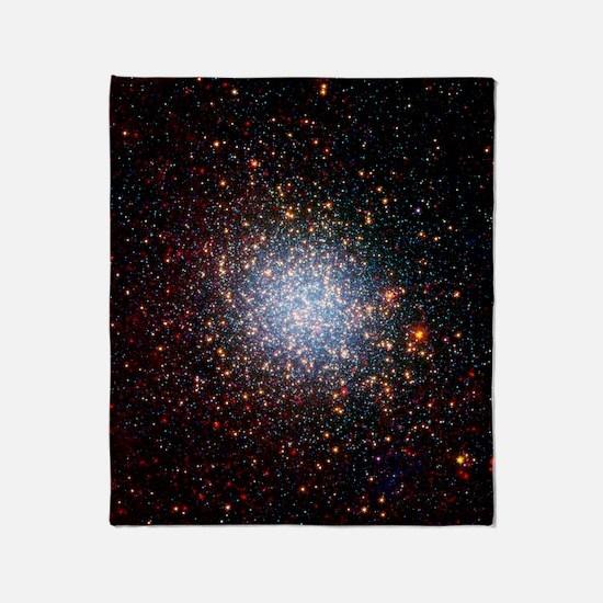 Omega Centauri (NGC 5139) composite  Throw Blanket