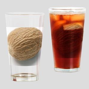 Nutmeg seed kernel Drinking Glass