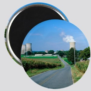 Nuclear power station Magnet