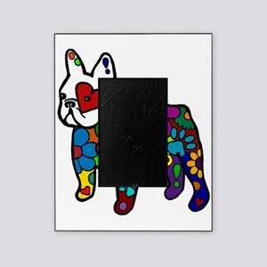 Frenchie Power Picture Frame