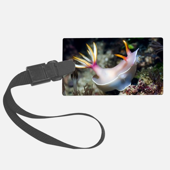 Nudibranch Luggage Tag