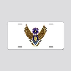 Air Force Women Aluminum License Plate