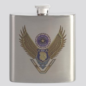 Air Force Women Flask