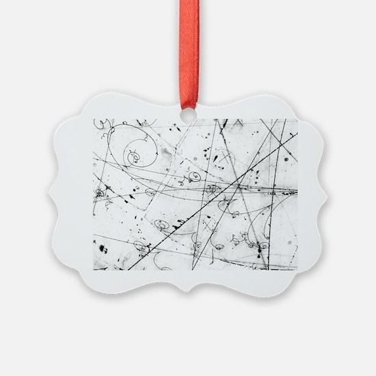Neutrino particle interaction eve Ornament