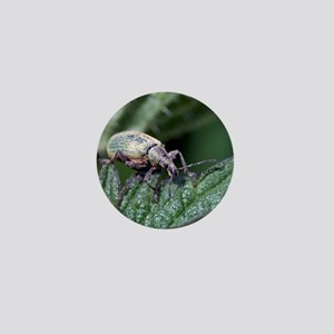 Nettle Weevil Mini Button