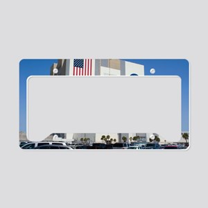 NASA vehicle assembly buildin License Plate Holder
