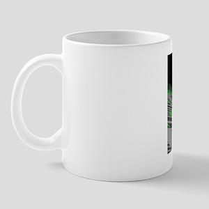 Nanorobot, artwork Mug