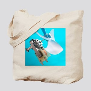 Microwave oven fan Tote Bag