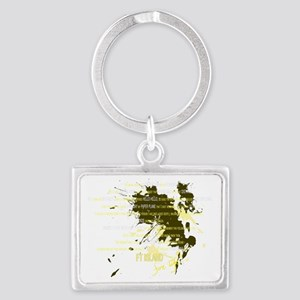 FT ISLAND Song titles Landscape Keychain