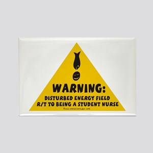 Disturbed Energy Field Rectangle Magnet