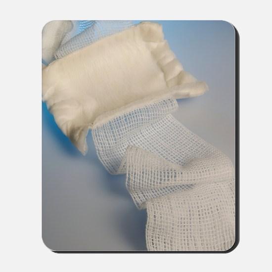 Medical dressing Mousepad