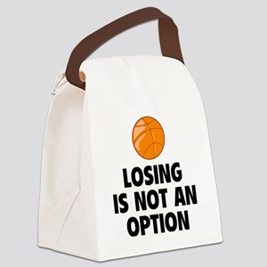 bask16 Canvas Lunch Bag
