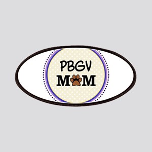 PBGV Dog Mom Patches