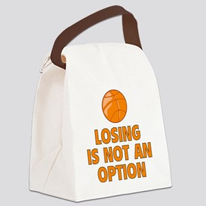 bask19 Canvas Lunch Bag