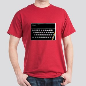 Sinclair ZX Spectrum Dark T-Shirt