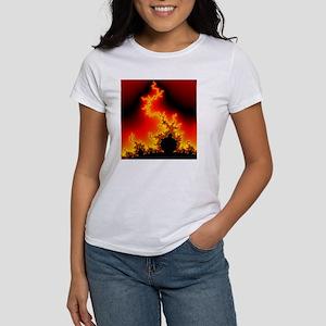 Mandelbrot fractal Women's T-Shirt