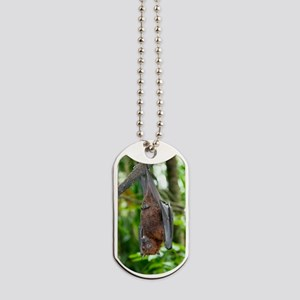 Malayan Flying Fox Dog Tags