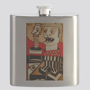 Dentist Nightmare Flask