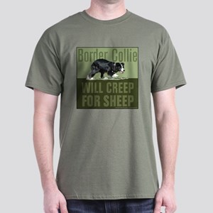 Creep for Sheep Dark T-Shirt