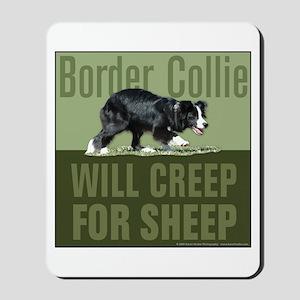 Creep for Sheep Mousepad