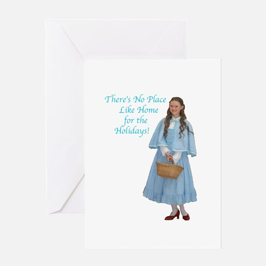 Dorothy Holiday Greeting Cards